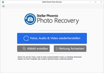 Bild von Stellar Phoenix Photo Recovery 8 Windows [PC-Software]