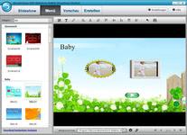 Bild von Wondershare DVD Slideshow Builder HD-Video Deluxe - lebenslange Lizenz [PC-Software]