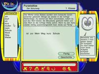 Bild von Fit in Deutsch Rechtschreibung 1. Klasse [PC-Software]