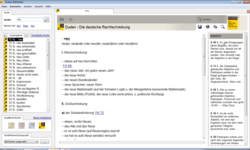 Bild von Duden Die deutsche Rechtschreibung für Mac [Mac-Software]