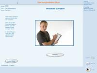 Bild von Fit in Deutsch - Diktattrainer - Klasse 8 [PC-Software]