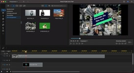 Bild von CyberLink PowerDirector 20 365 - 12 Monate für MAC [Mac-Software]