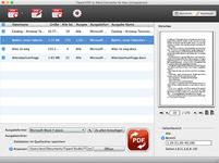 Bild von Tipard PDF to Word Converter für Mac - lebenslange Lizenz [Mac-Software]