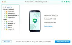 Bild von FoneLab - Android Data Recovery für Mac - Lebenslage Lizenz [Mac-Software]