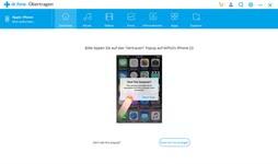 Bild von Wondershare Dr. Fone Übertragen (Transfer) iOS 5 Geräte 1 Jahr Laufzeit [PC-Software]