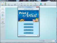 Bild von Print Artist Gold 25 (Englisch) [PC-Software]