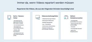 Bild von Wondershare Recoverit Video Repair Tool für MAC [Mac-Software]