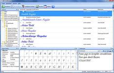 Bild von Die große Schriften-Bibliothek [PC-Software]
