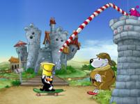 Bild von Emil und Pauline in der Burg 2.0 [PC-Software]
