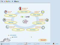 Bild von Fit in Mathe: Lernprogramm 4. Klasse [PC-Software]