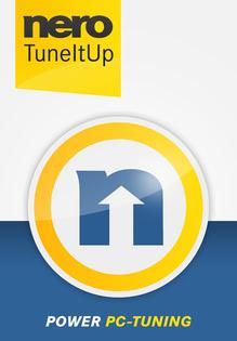 Verpackung von Nero TuneItUp PRO [PC-Software]