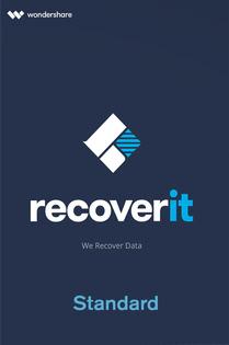 Verpackung von Wondershare Recoverit Standard [PC-Software]