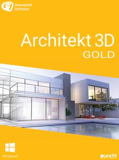 Architekt 3D 21 Gold