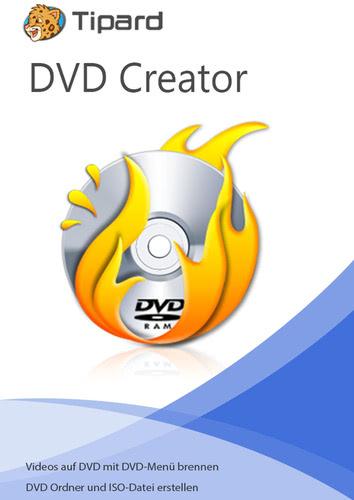 Verpackung von Tipard DVD Creator - lebenslange Lizenz [PC-Software]