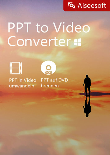 Verpackung von Aiseesoft PPT to Video Converter / 3PCs [PC-Software]