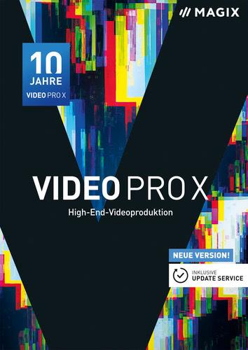 Magix Video Pro X (2018) (Download), PC