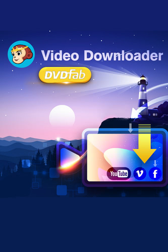 Verpackung von DVDFab Video Downloader (Lebenslange Lizenz) PC [PC-Software]