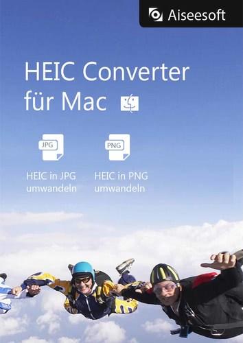 Verpackung von Aiseesoft HEIC Converter für Mac [Mac-Software]