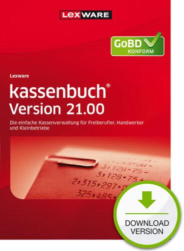 Verpackung von Lexware kassenbuch Version 21.00 (2022) - Jahresversion (365 Tage) [PC-Software]