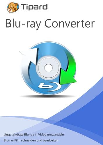 Verpackung von Tipard Blu-ray Converter - lebenslange Lizenz [PC-Software]
