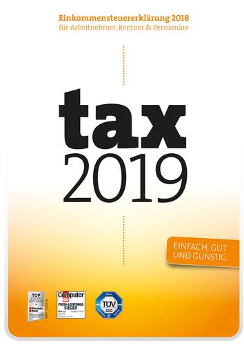 Tax 2019 (für Steuerjahr 2018) (Download), PC