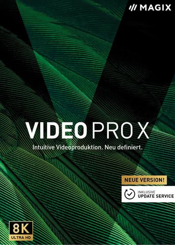 Magix Video Pro X12 (Download), PC