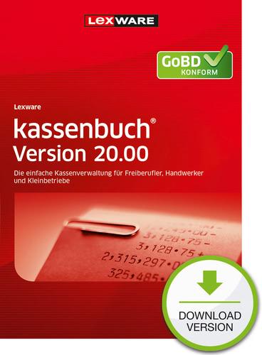 Verpackung von Lexware kassenbuch Version 20.00 (2021) Jahresversion (365-Tage) [PC-Software]