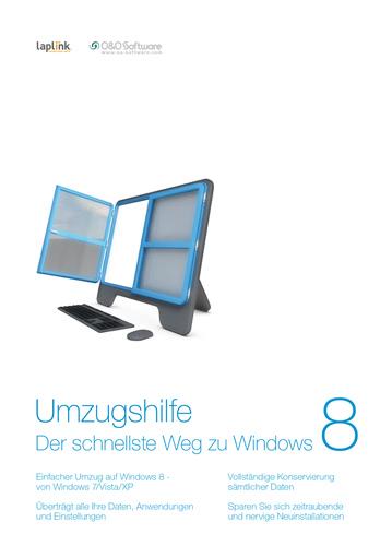 Umzugshilfe für Windows 83 PC (Download), PC