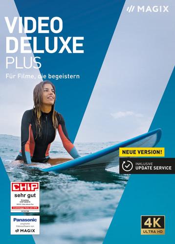 Magix Video Deluxe 2020 Plus (Download), PC