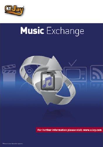 Verpackung von eJay Music Exchange [PC-Software]