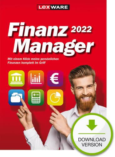 Verpackung von Lexware FinanzManager 2022 [PC-Software]