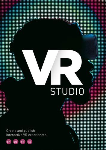 Verpackung von VR Studio (2018) [PC-Software]