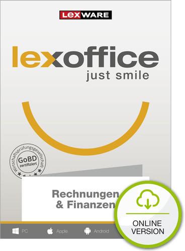 Lexoffice Rechnung + Finanzen – 1 Jahreslizenz (Download), PC