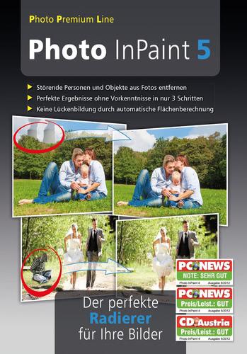 Verpackung von Photo InPaint 5 [PC-Software]