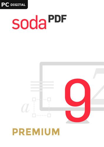 Verpackung von Soda PDF Premium 9 [PC-Software]