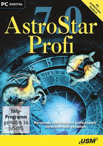 Verpackung von AstroStar Profi 7.0 [PC-Software]