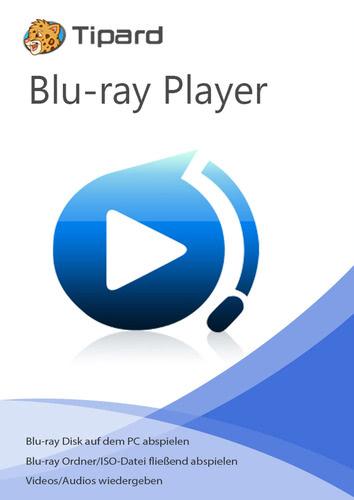 Verpackung von Tipard Blu-ray Player - lebenslange Lizenz [PC-Software]