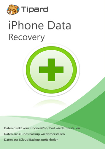 iPhone Data Recovery- lebenslange Lizenz (PC) (Download), PC
