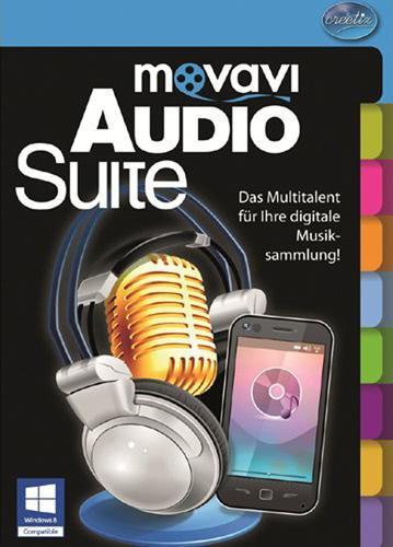 Movavi Audio Suite (Download), PC