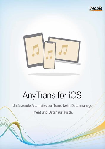 Verpackung von iMobie AnyTrans (iOS) [PC-Software]