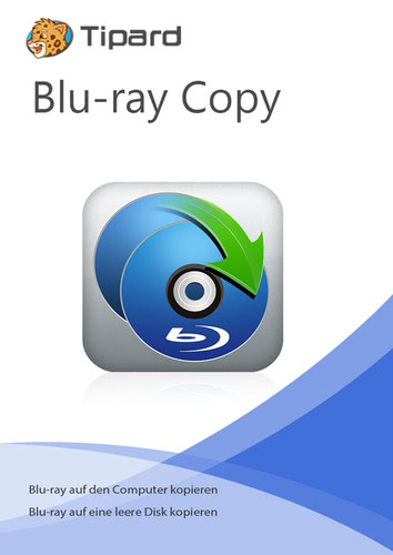 Verpackung von Tipard Blu-ray Copy (Version 2017) - lebenslange Lizenz [PC-Software]