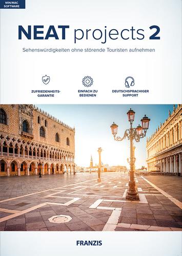 Verpackung von NEAT Projects 2 [MULTIPLATFORM]