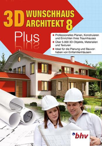 3D Wunschhaus Architekt 8.0 Plus (Download), PC