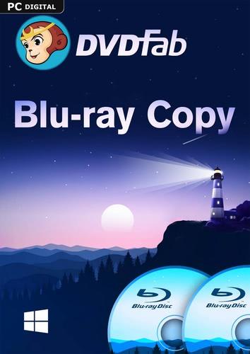 Verpackung von DVDFab Bluray Copy (24 Monate) für PC [PC-Software]