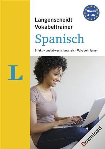 Verpackung von Langenscheidt Vokabeltrainer 7.0 Spanisch [PC-Software]
