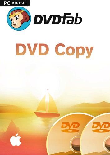 Verpackung von DVDFab DVD Copy (1 User / 2 Jahre) Mac [Mac-Software]