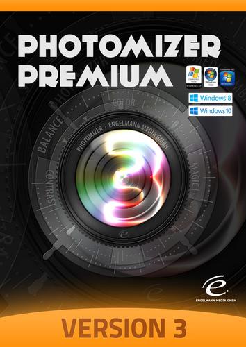 Verpackung von Photomizer Premium 3  [PC-Software]