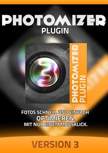 Verpackung von Photomizer Plugin 3 [PC-Software]