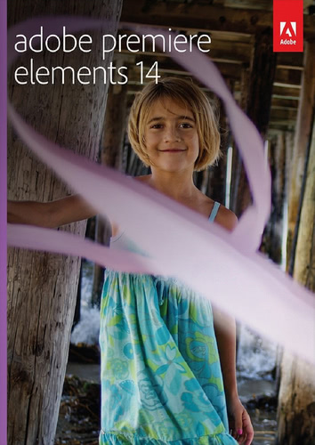 Verpackung von Adobe Premiere Elements 14 [MULTIPLATFORM]