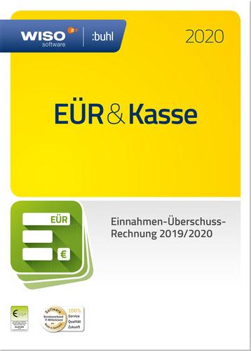 WISO EÜR & Kasse 2020 (Download), PC